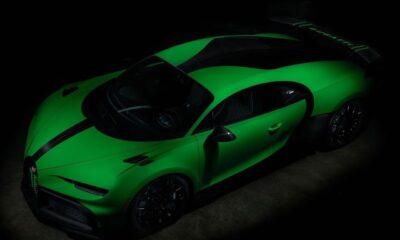 Viper Green Bugatti Chiron Pur Sport-Canada-1