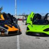 McLaren 765LT vs Senna-drag race