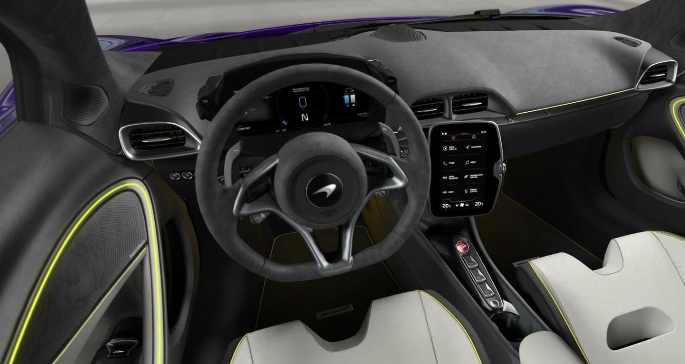 McLaren Artura Lantana Purple Spec-3