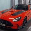 Mercedes-AMG GT Black Series Magma Beam Orange-UK