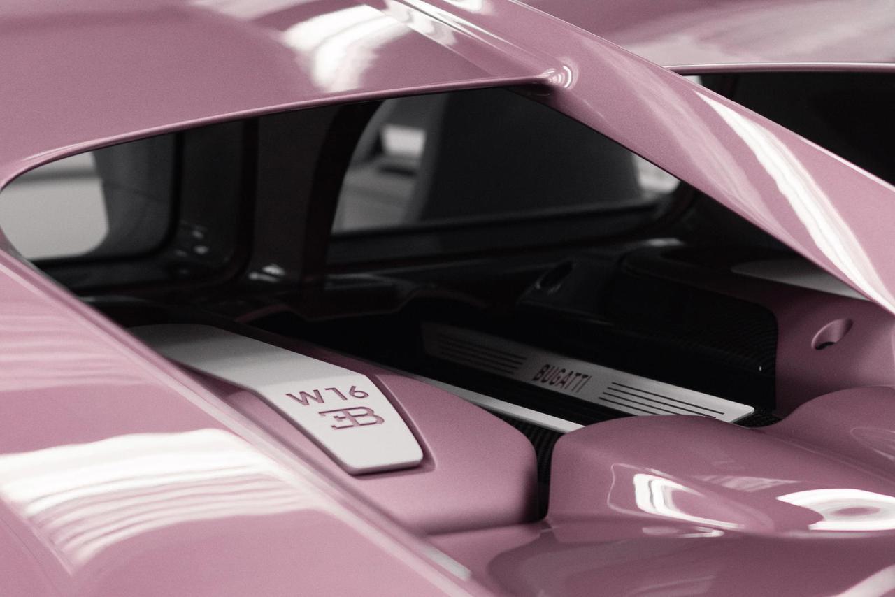 Pink Bugatti Chiron Sport Alice-3