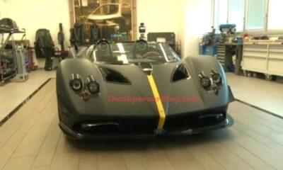 TopCar-Pagani HP Barchetta-leaked