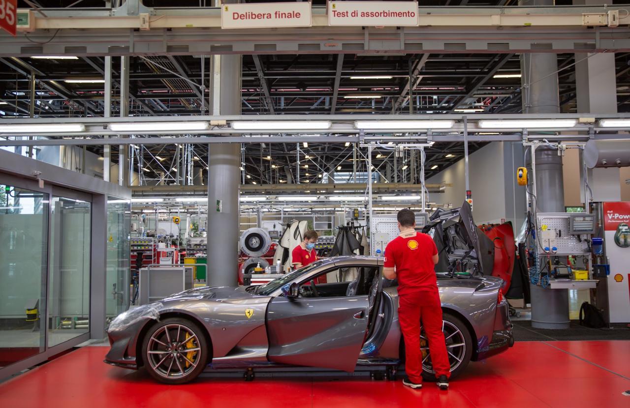 Ferrari-812-GTO-production-Q2-2022