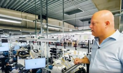 Koenigsegg production line-1