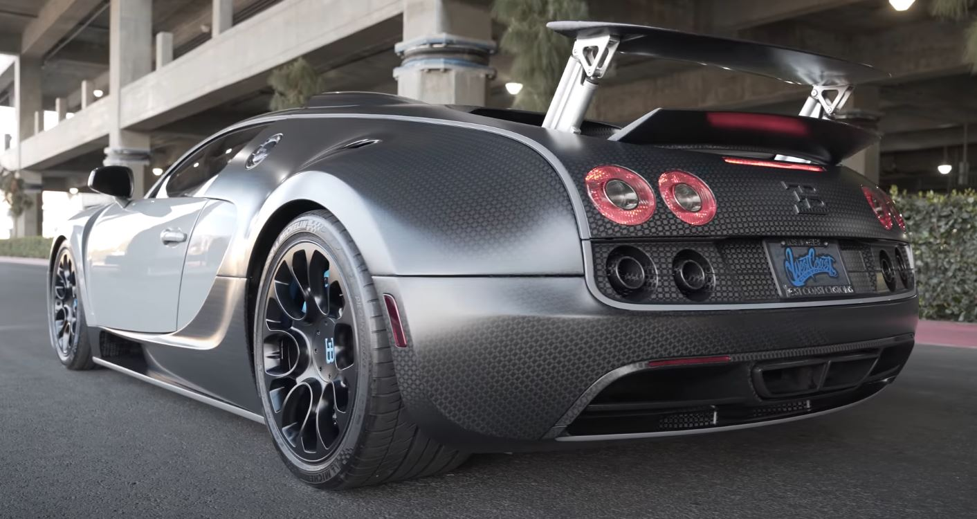 Mansory Bugatti Veyron Linea Vincero-carbon-WCC-2