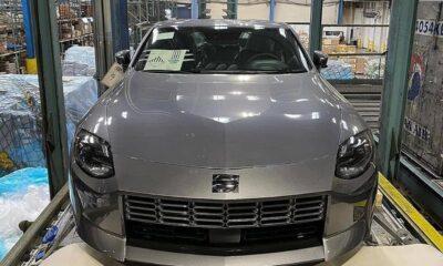 Nissan 400Z-Grey-Exterior-Leaked-image-2