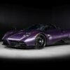 Purple Carbon Pagani Huayra Roadster-for-sale-Canada-1