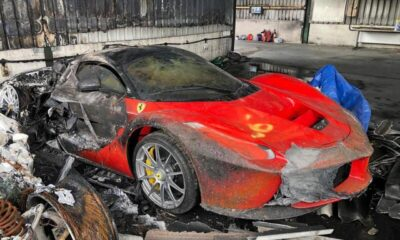 Supercar Storage Fire-UK-1