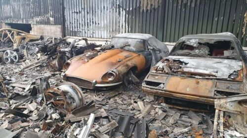 Supercar Storage Fire-UK-4