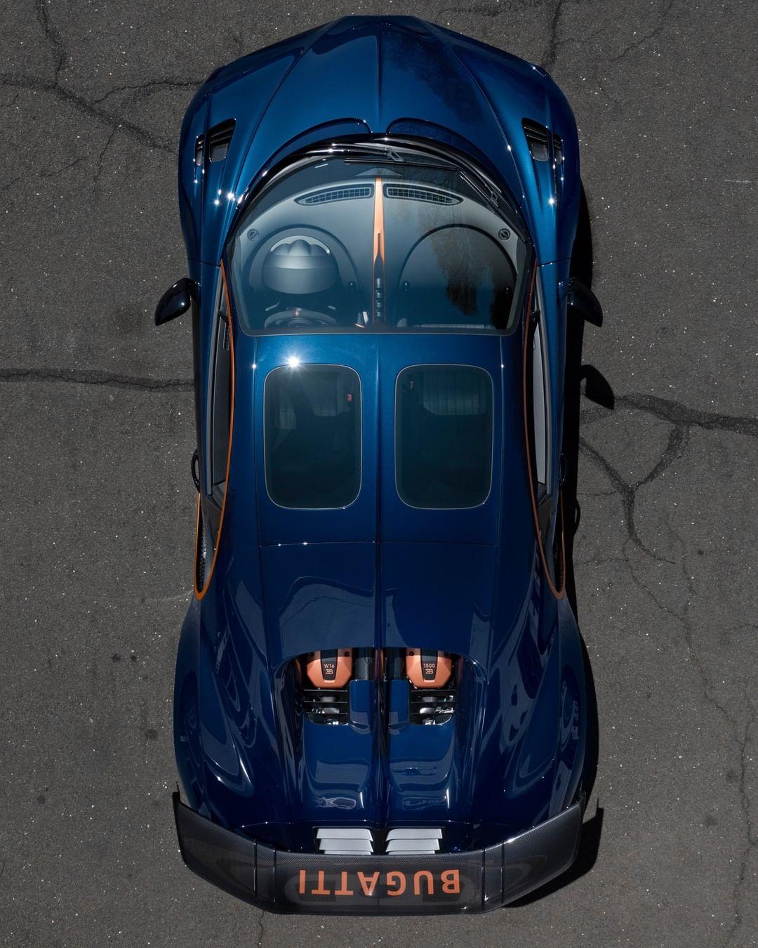 Atlantic Blue Bugatti Chiron Pur Sport-US-1