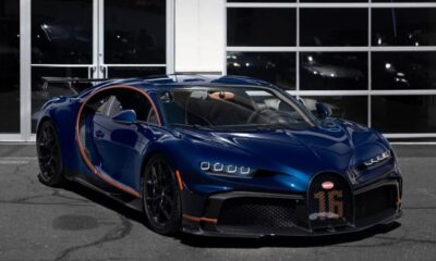 Atlantic Blue Bugatti Chiron Pur Sport-US-3
