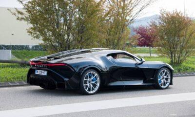 Bugatti La Voiture Noire-Molsheim