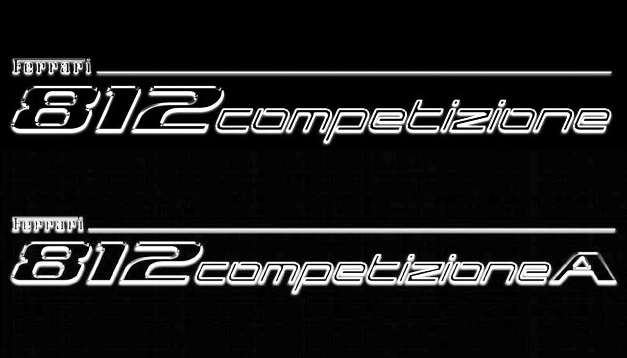 Ferrari 812 Competizione-A