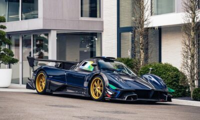 First Street Legal Zonda Revolucion in the world-1