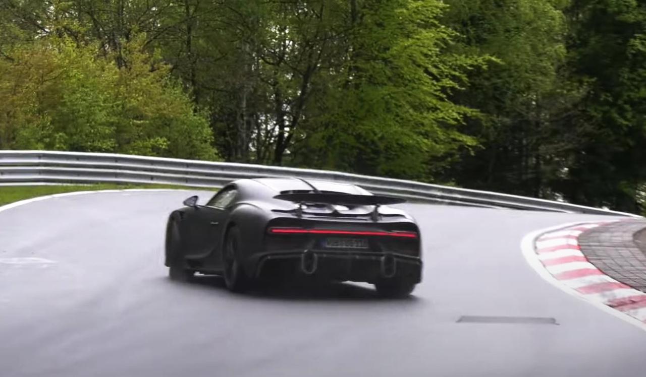 Bugatti Chiron Super Sport 300-powerslide-Nurburgring