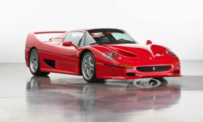 Ferrari F50-RM-Sothebys-2021-auction-1