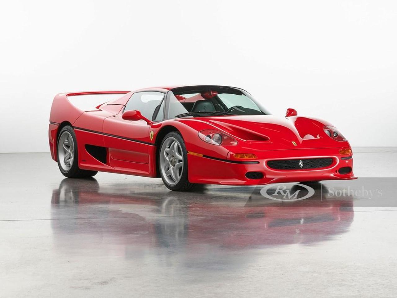 Ferrari F50-RM-Sothebys-2021-auction-1