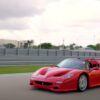 Ferrari F50 chassis no 001-restoration