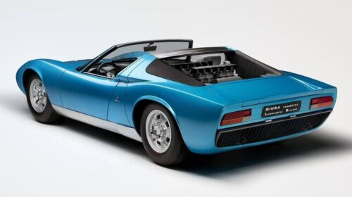 Lamborghini Miura Roadster-2