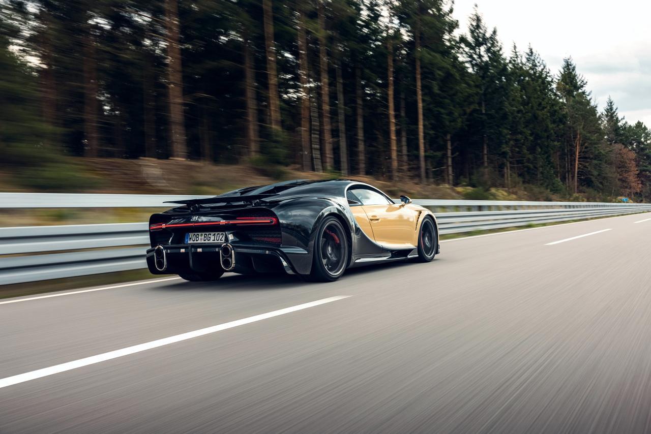 Bugatti Chiron Super Sport-High-Speed-Test-2
