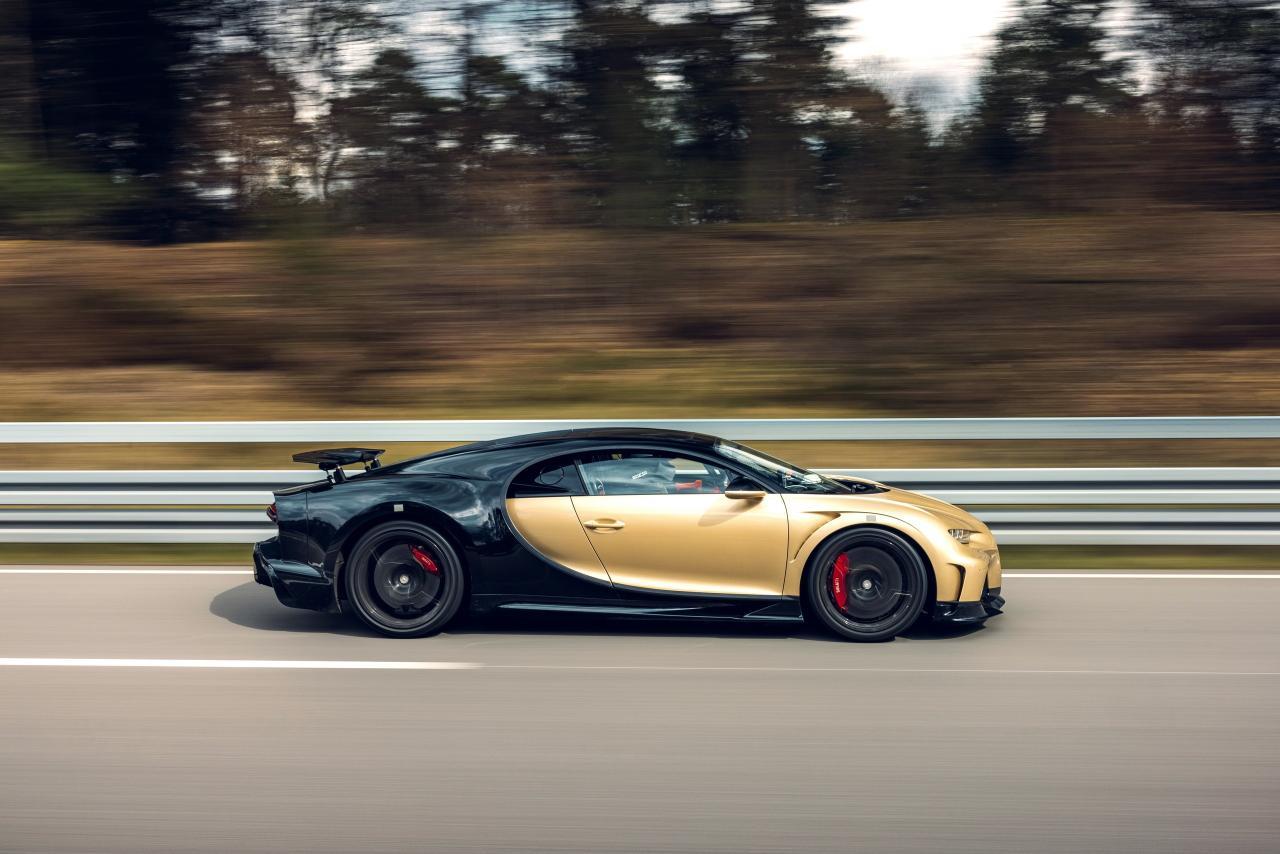 Bugatti Chiron Super Sport-High-Speed-Test-3