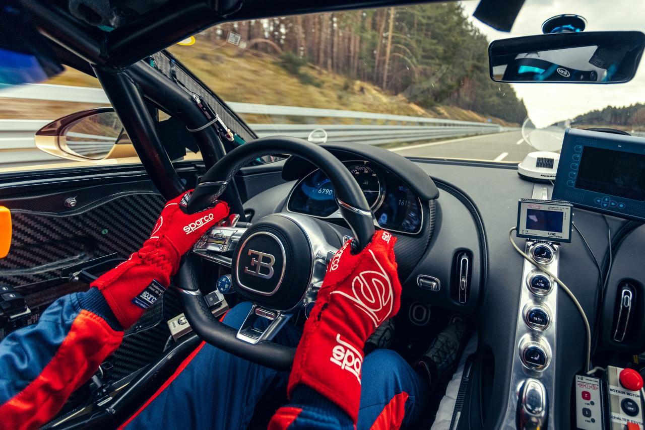 Bugatti Chiron Super Sport-High-Speed-Test-4