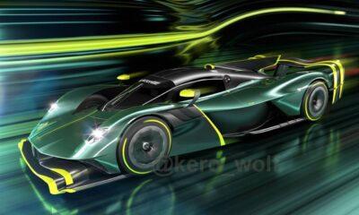 Extreme Aston Martin Valkyrie Track Car-3