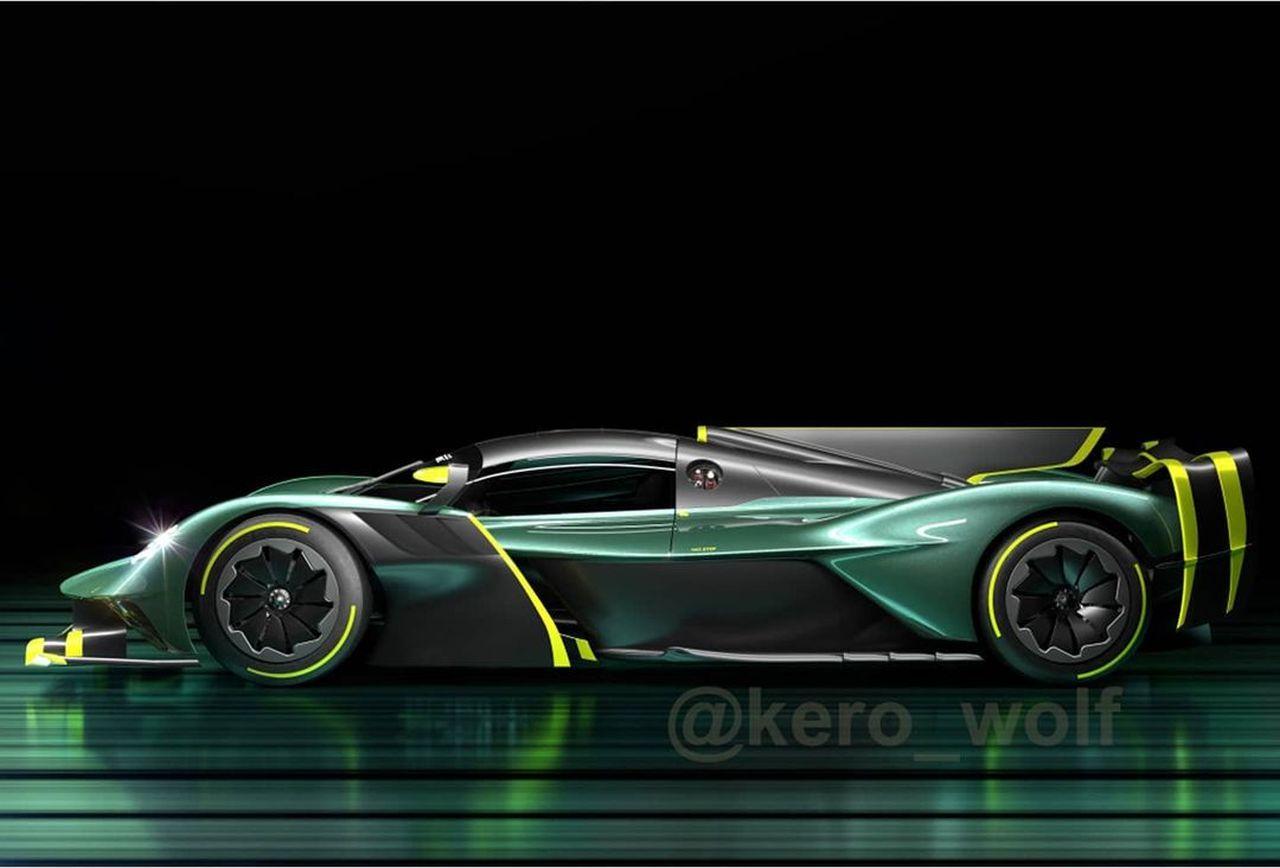 Extreme Aston Martin Valkyrie Track Car-4