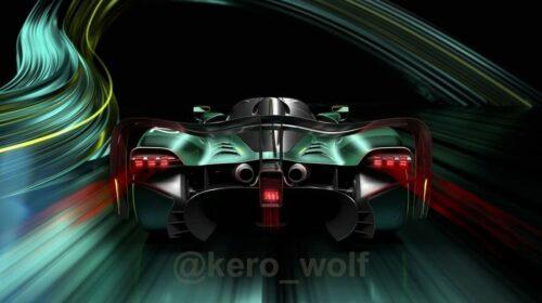 Extreme Aston Martin Valkyrie Track Car-5