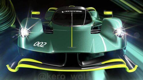 Extreme Aston Martin Valkyrie Track Car-6