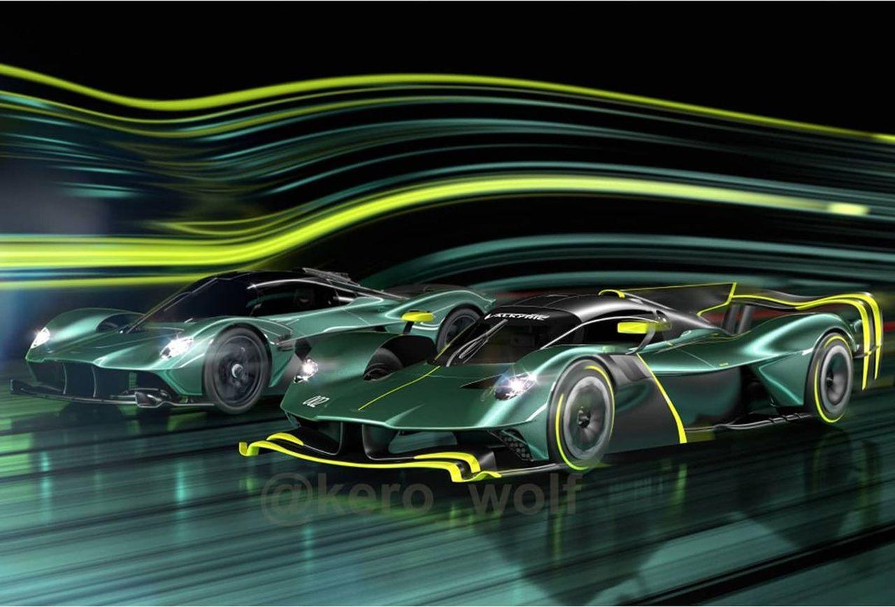 Extreme Aston Martin Valkyrie Track Car-7