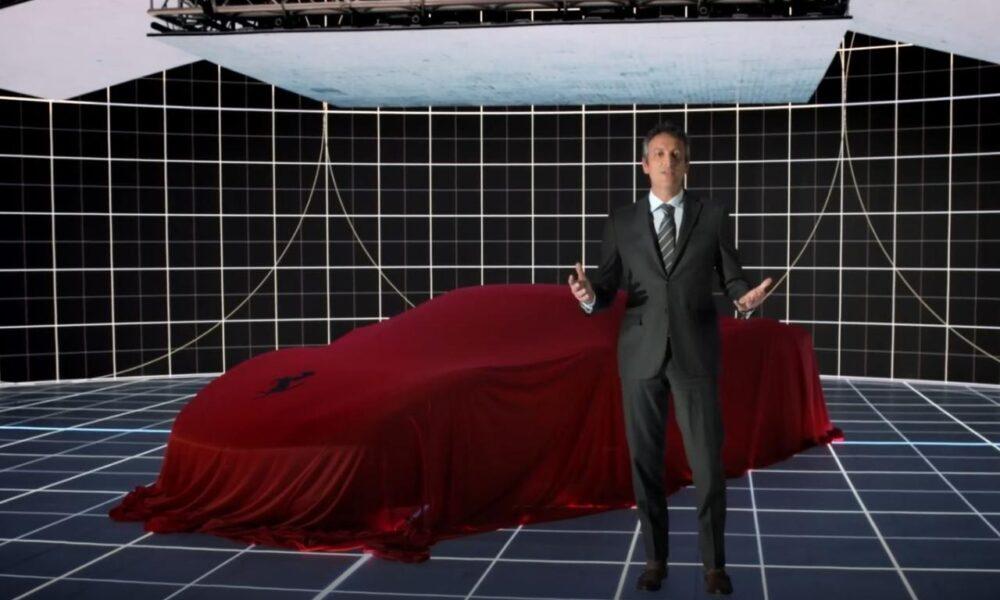 Ferrari V6 Hybrid Supercar-F171-Dino