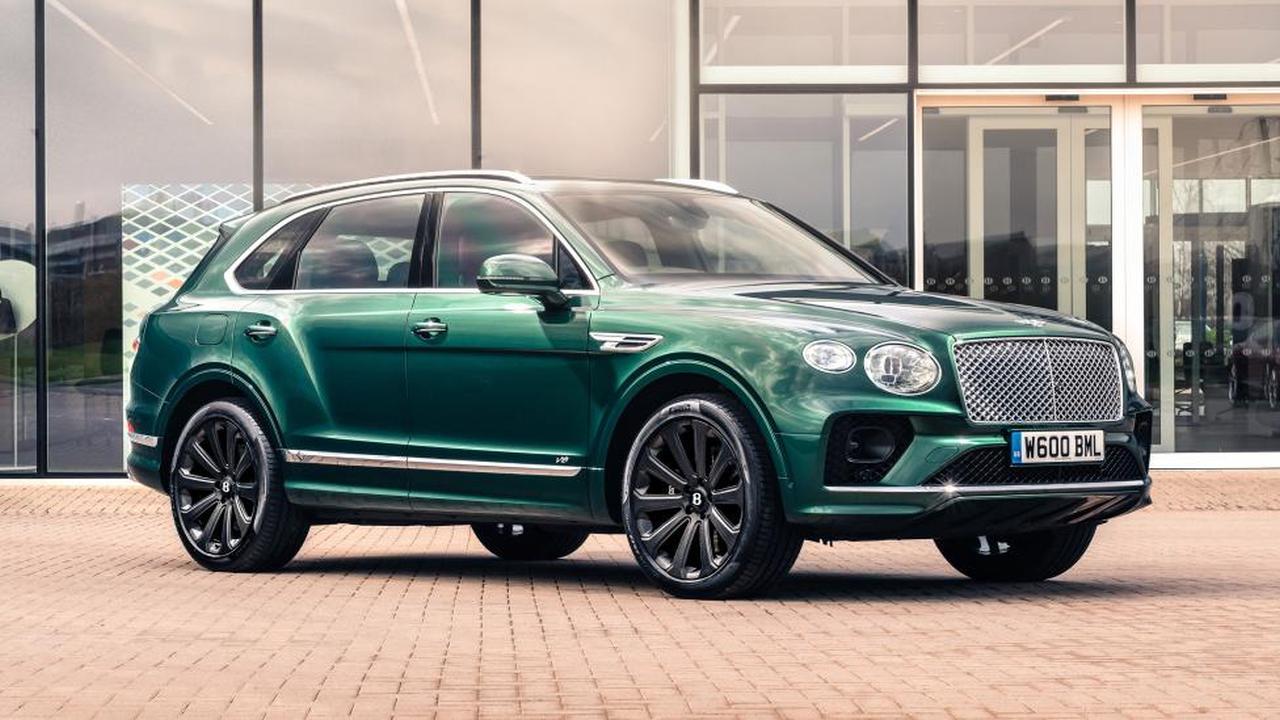 Bentley Bentayga Carbon Fibre Wheels-1