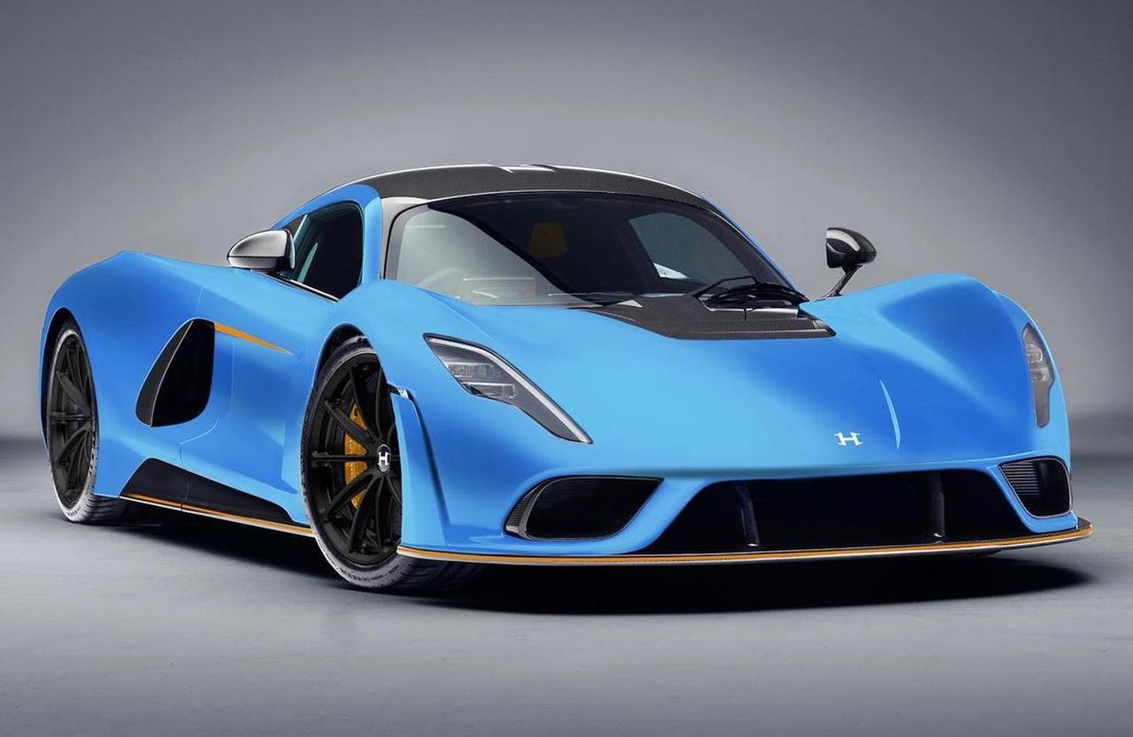 Hennessey Venom F5-Blue Arione-spec-1