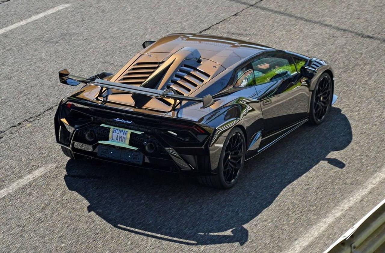 Lamborghini Huracan STO-Metallic Brown-2