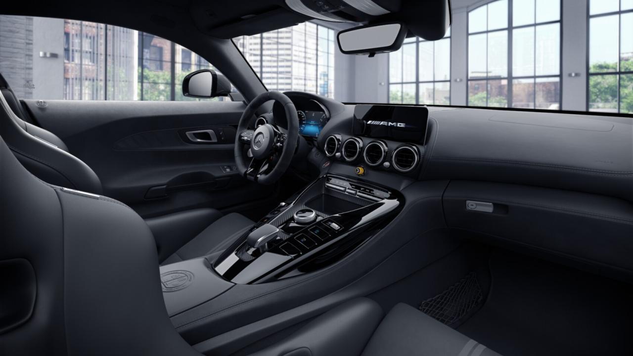 Mercedes-AMG GT Black Series-Designo White-4