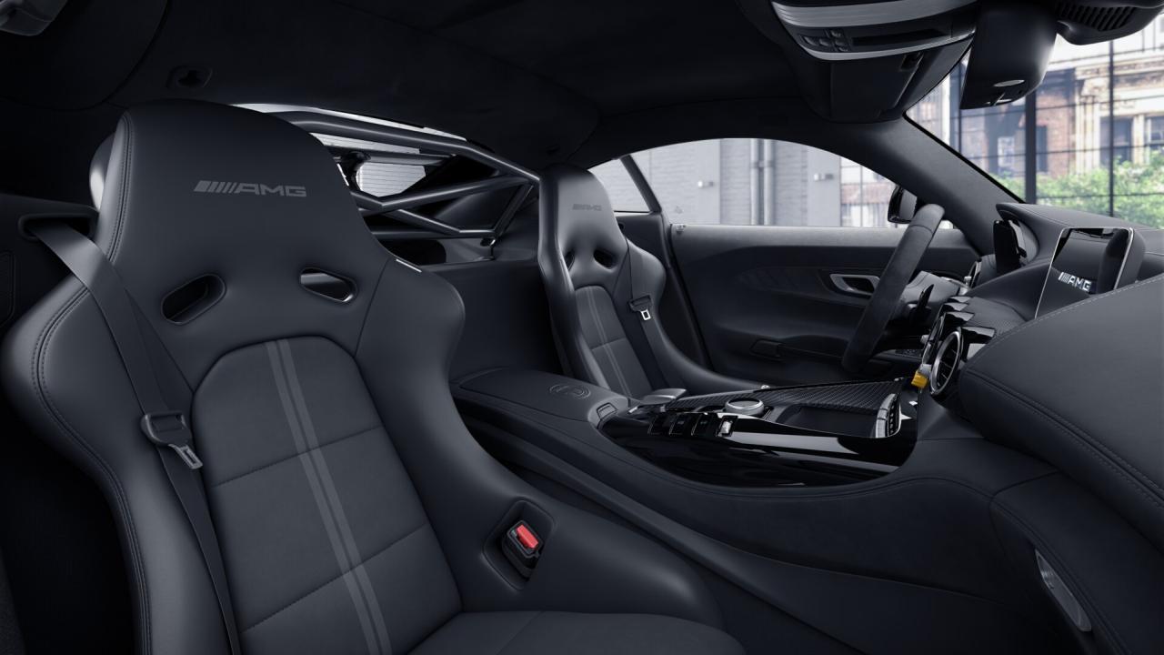 Mercedes-AMG GT Black Series-Designo White-5