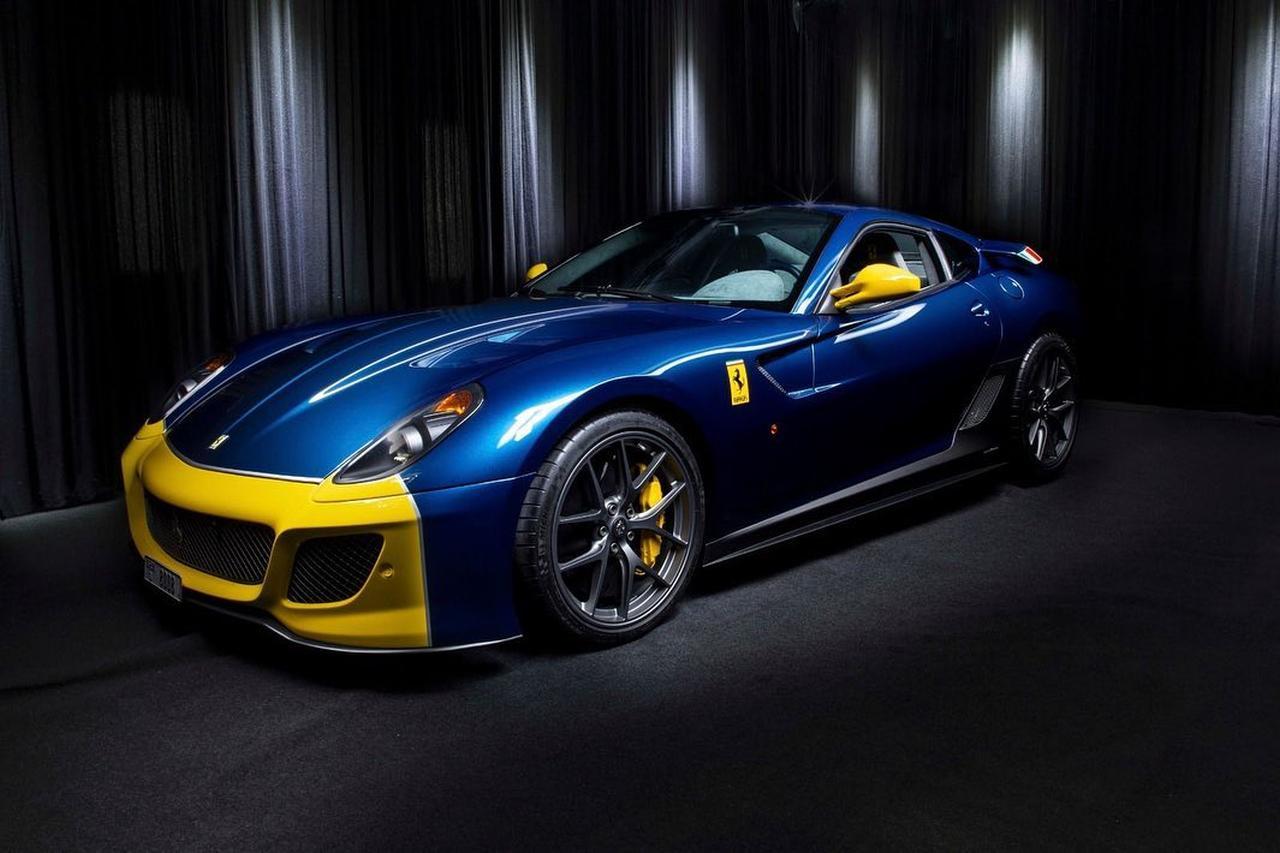 Ferrari 599 GTO-Blue Heritage Livery-1