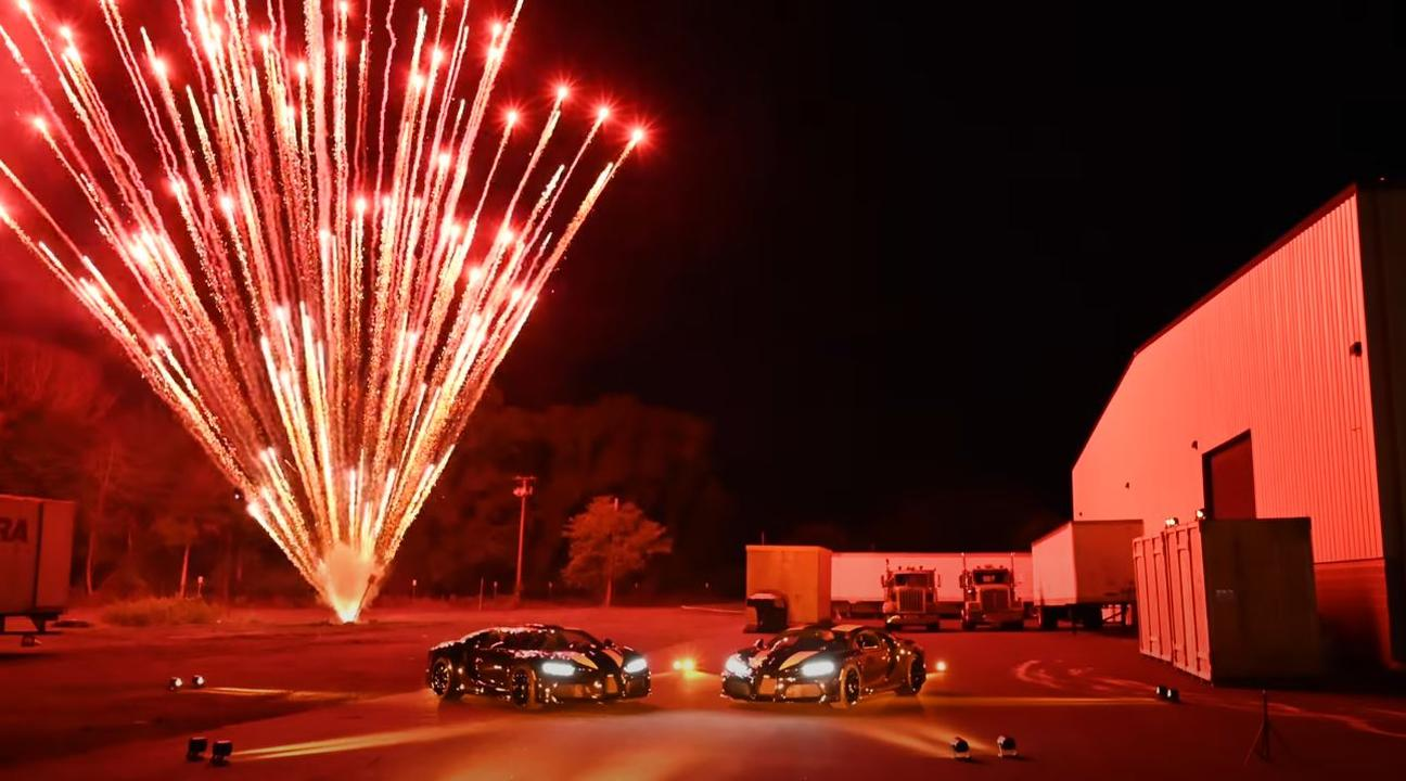 Bugatti Chiron Super Sport 300-Miller Motorcars
