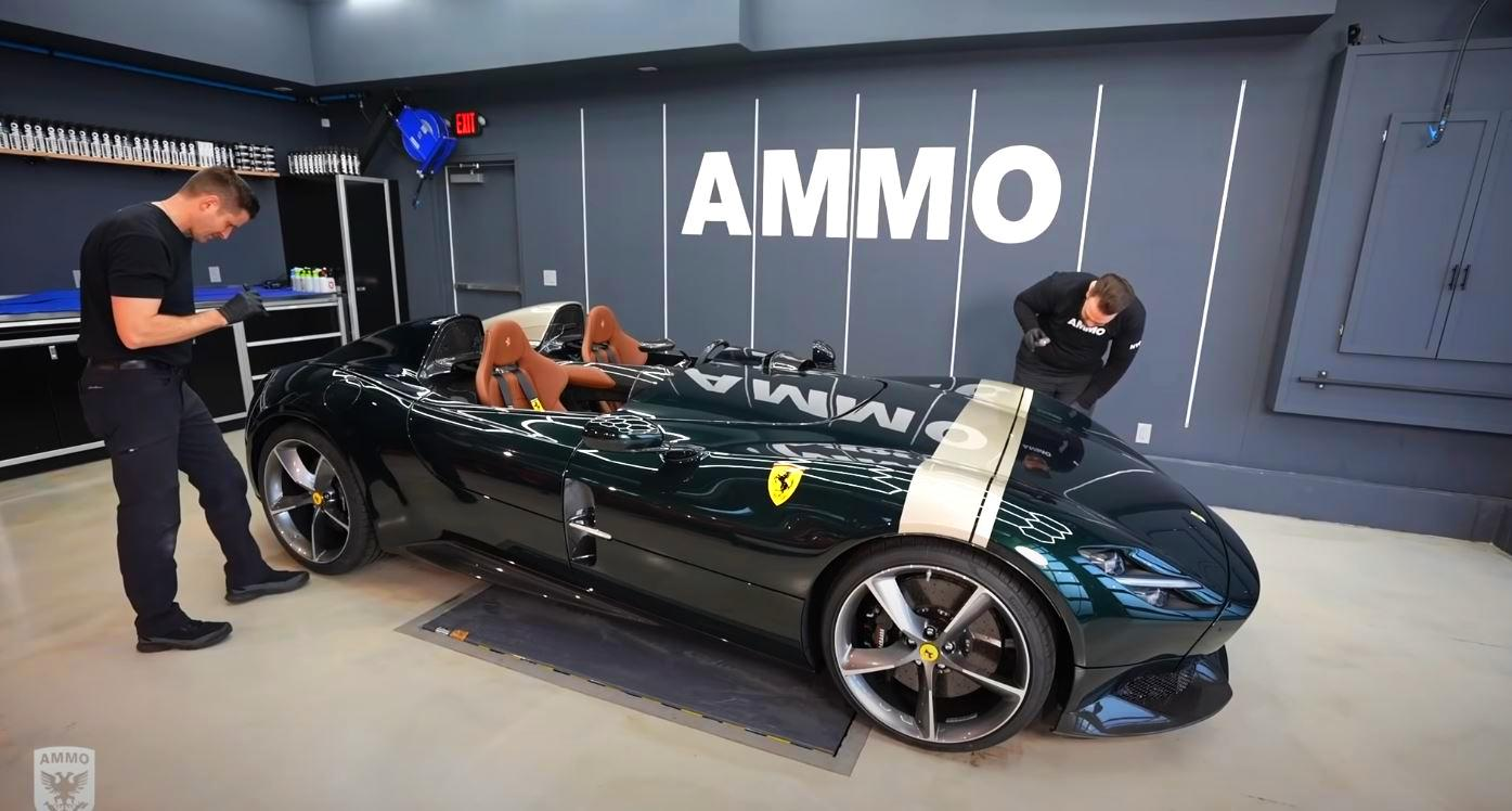 Ferrari Monza SP2-Green-Ammo-NYC-1