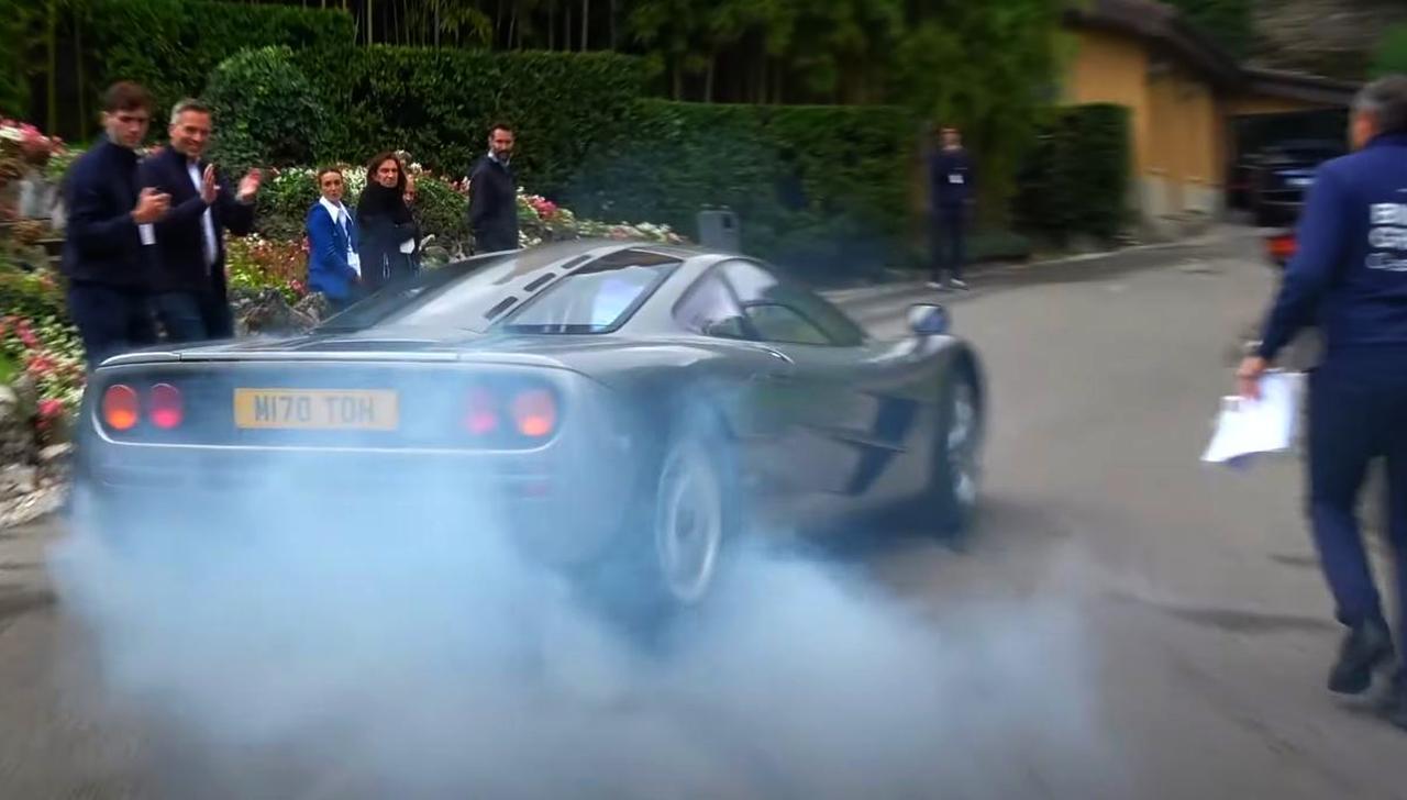 McLaren F1-Villa dEste